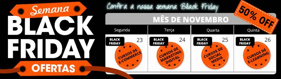Cursos Black Friday