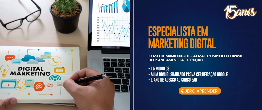 Especialista em Marketing Digital - Internet Innovation