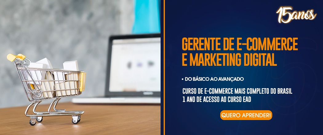 Gerente de Ecommerce e Marketing Digital - Internet Innovation