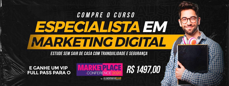 Especialista em Marketing Digital - Internet Innovation